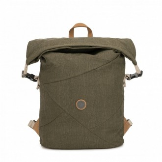 Black Friday 2020 | Kipling Grand sac à dos extensible avec compartiment pour laptop Urban Khaki pas cher
