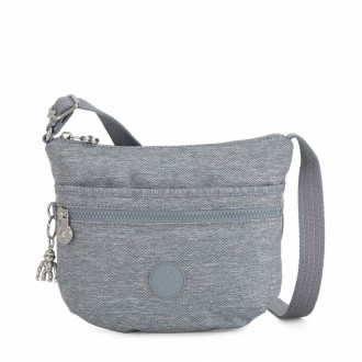 Kipling Small crossbody Cool Denim pas cher