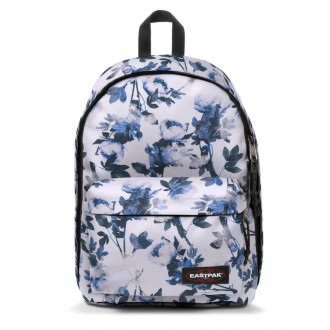 Vacances Noel 2019 | Eastpak Out Of Office Romantic White livraison gratuite