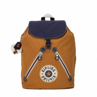 Black Friday 2020 | Kipling Sac à dos Active Tan Bl pas cher
