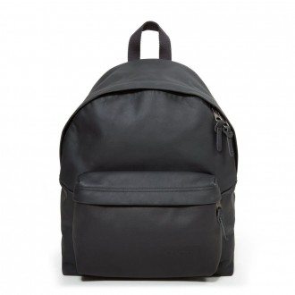 Vacances Noel 2019 | Eastpak Padded Pak'r® Black Ink Leather livraison gratuite