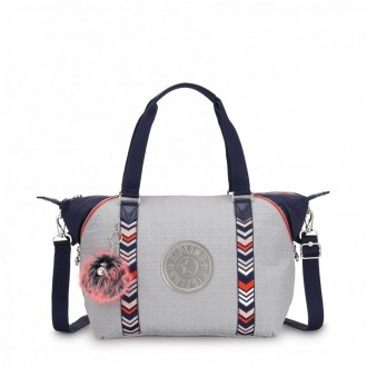 Black Friday 2020 | Kipling Sac à Main New Grey Emb Bl pas cher