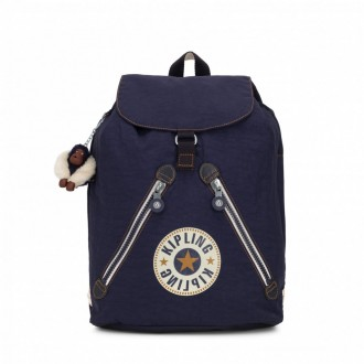 Black Friday 2020 | Kipling Sac à dos Active Blue Bl pas cher