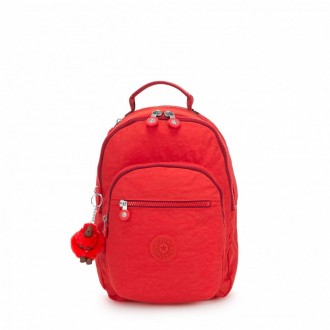 Black Friday 2020 | Kipling Sac à dos avec compartiment pour tablette Active Red pas cher
