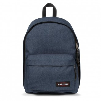 Eastpak Out Of Office Double Denim livraison gratuite
