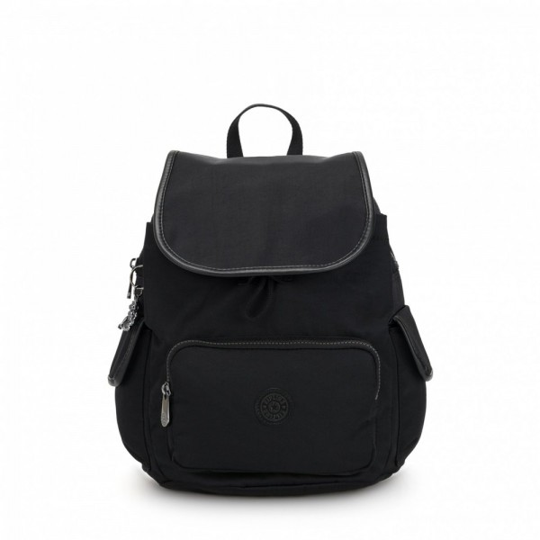 Black Friday 2020 | Kipling Petit Sac à Dos Rich Black pas cher