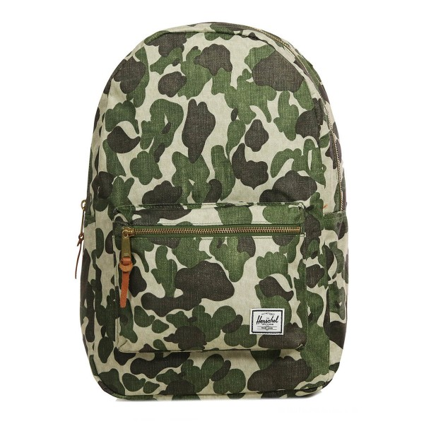 [Black Friday 2019] Herschel Sac à dos Settlement frog camo vente