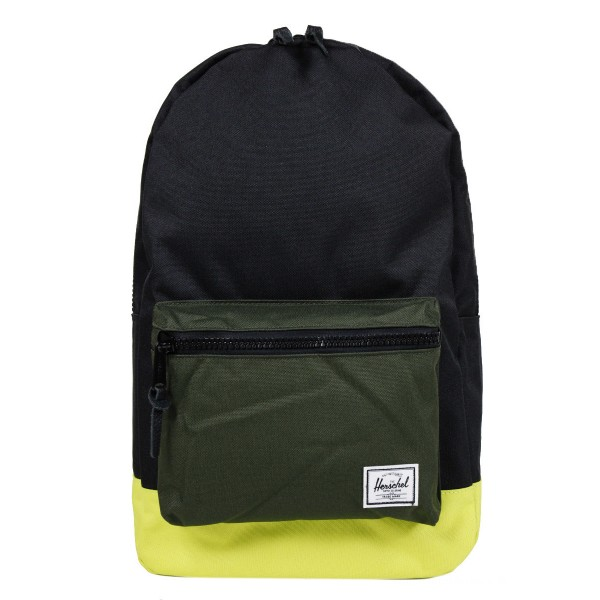 Herschel Sac à dos Settlement black/forest night/evening primrose vente