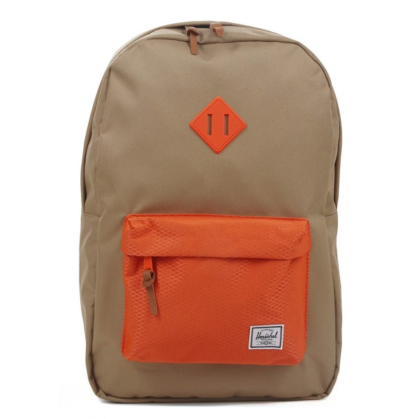 Black Friday 2020 | Herschel Sac à dos Heritage kelp/vermillion orange vente