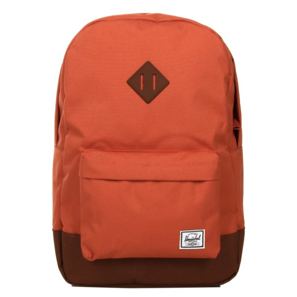 Black Friday 2020 | Herschel Sac à dos Heritage apricot brandy/saddle brown vente