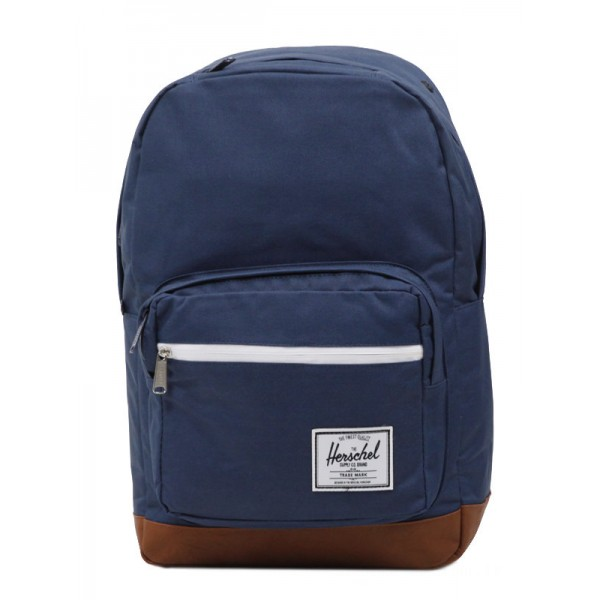 Herschel Sac à dos Pop Quiz navy/tan vente