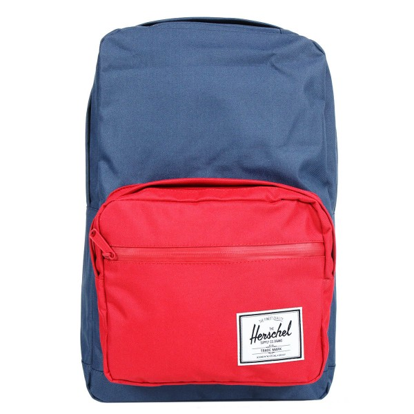 Herschel Sac à dos Pop Quiz navy/red vente