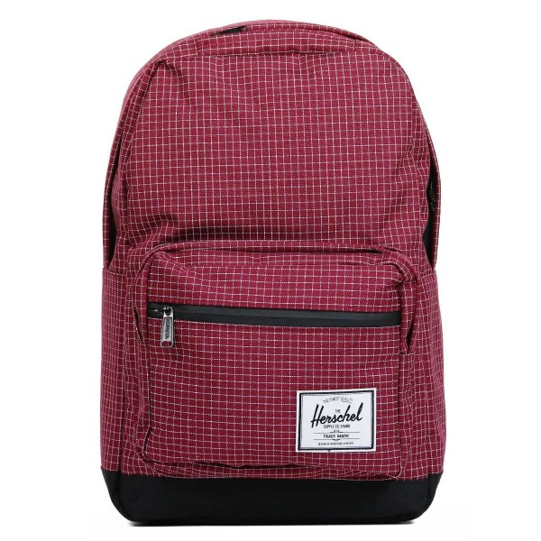 Vacances Noel 2019 | Herschel Sac à dos Pop Quiz windsor wine grid/black vente