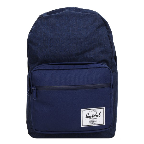[Black Friday 2019] Herschel Sac à dos Pop Quiz medievel blue crosshatch/medievel blue vente