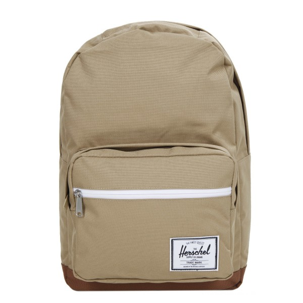 Vacances Noel 2019 | Herschel Sac à dos Pop Quiz kelp/saddle brown vente