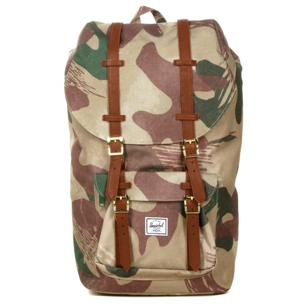 Black Friday 2020 | Herschel Sac à dos Little America brushstroke camo vente
