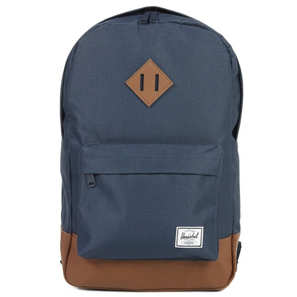 Black Friday 2020 | Herschel Sac à dos Heritage Mid Volume navy vente