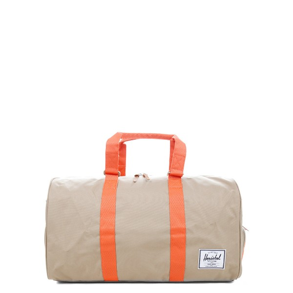 Vacances Noel 2019 | Herschel Sac de voyage Novel 52 cm kelp/vermillion orange vente