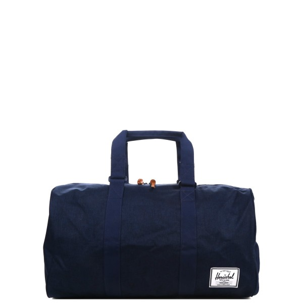 Vacances Noel 2019 | Herschel Sac de voyage Novel 52 cm medievel blue crosshatch/medievel blue vente