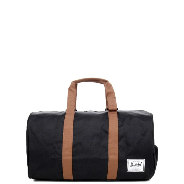 Herschel Sac de voyage Novel 52 cm black/saddle brown vente