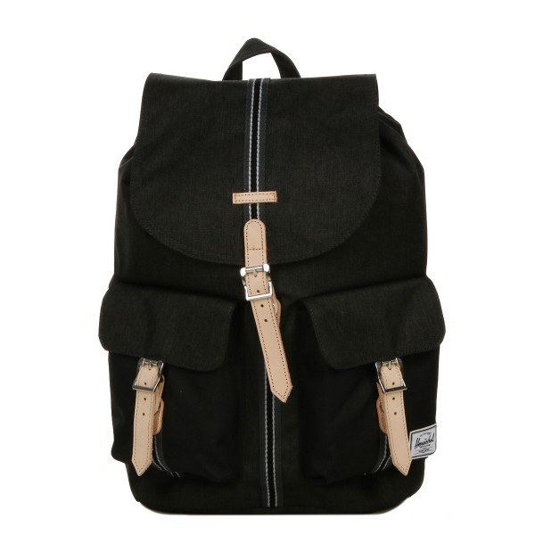 Herschel Sac à dos Dawson Offset black crosshatch/black vente