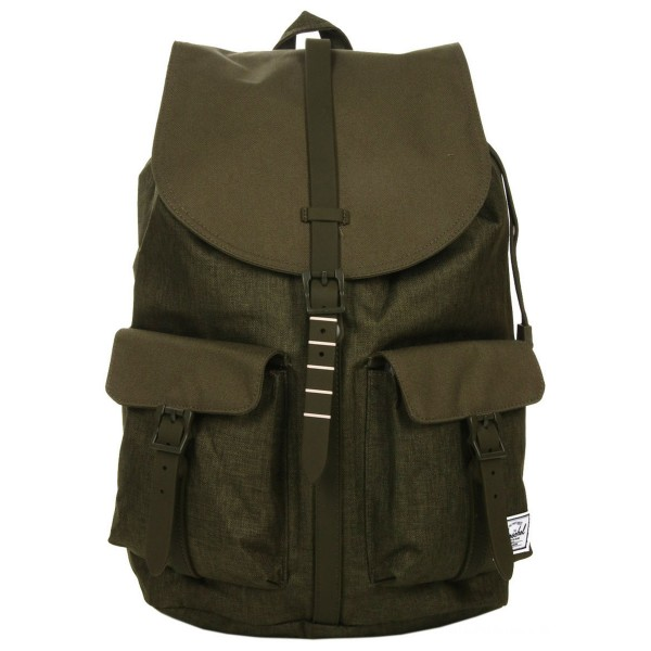 Vacances Noel 2019 | Herschel Sac à dos Dawson olive night crosshatch/olive night vente