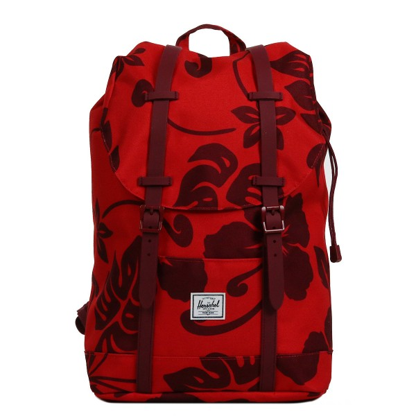 Vacances Noel 2019 | Herschel Sac à dos Retreat Mid-Volume aloha vente