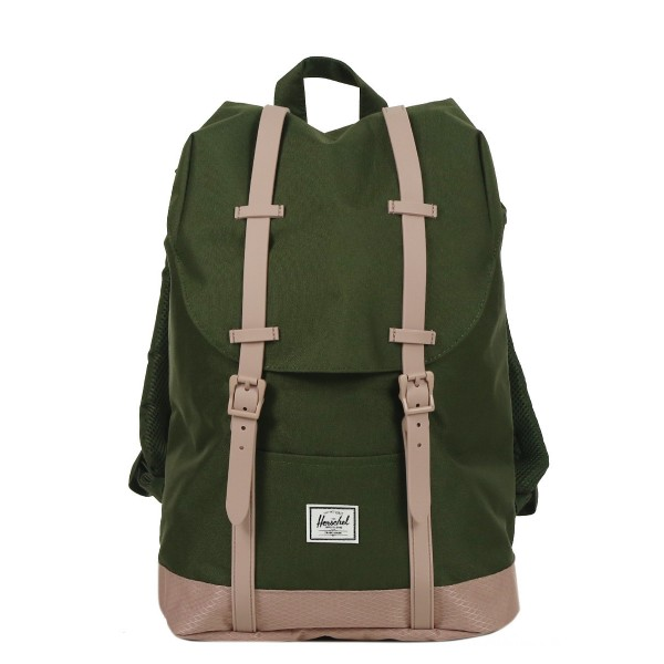 Black Friday 2020 | Herschel Sac à dos Retreat Mid-Volume forest night/ash rose vente