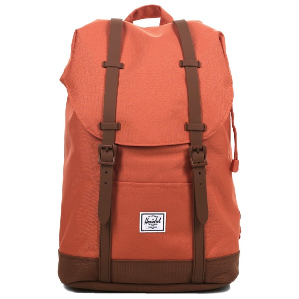 [Black Friday 2019] Herschel Sac à dos Retreat Mid-Volume apricot brandy/saddle brown vente