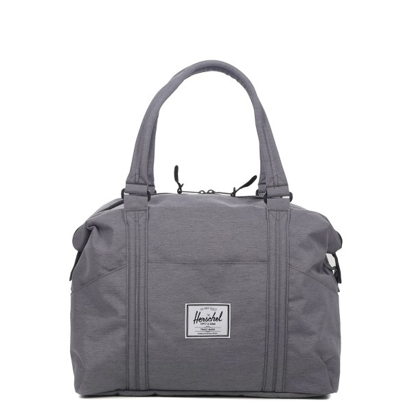 Black Friday 2020 | Herschel Sac de voyage Strand 41 cm mid grey crosshatch vente