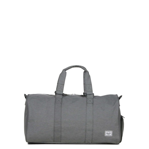 Herschel Sac de voyage Novel Mid-Volume 53 cm mid grey crosshatch vente