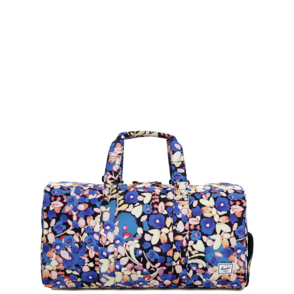 Herschel Sac de voyage Novel Mid-Volume 53 cm painted floral vente