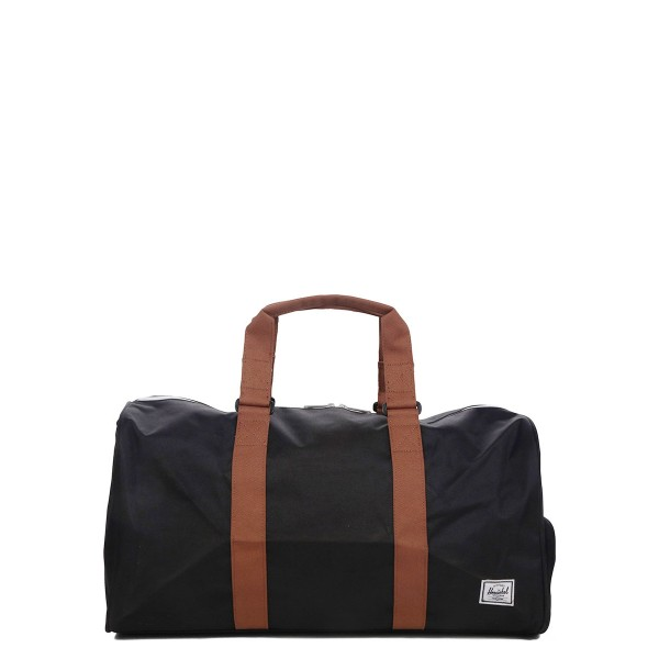 Vacances Noel 2019 | Herschel Sac de voyage Novel Mid-Volume 53 cm black/saddle brown vente