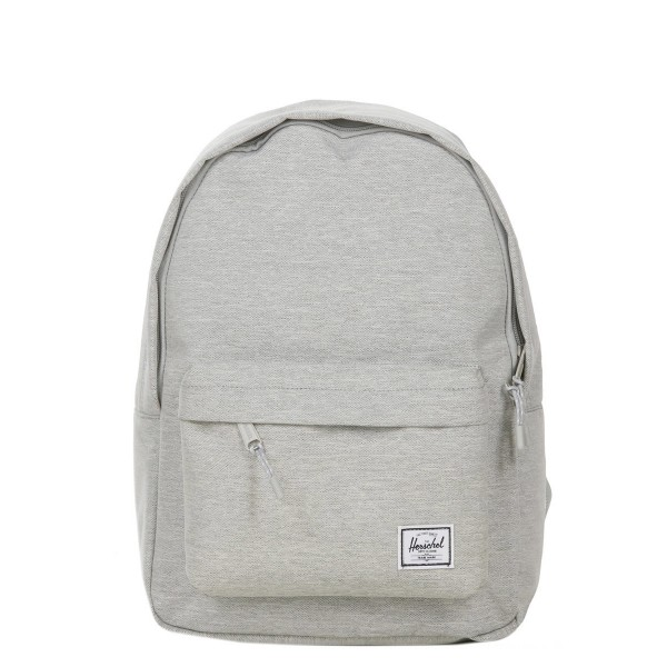 [Black Friday 2019] Herschel Sac à dos Classic Mid-Volume light grey crosshatch vente