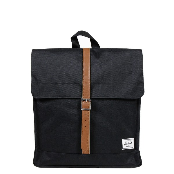 Vacances Noel 2019 | Herschel Sac à dos City Mid-Volume black/tan vente