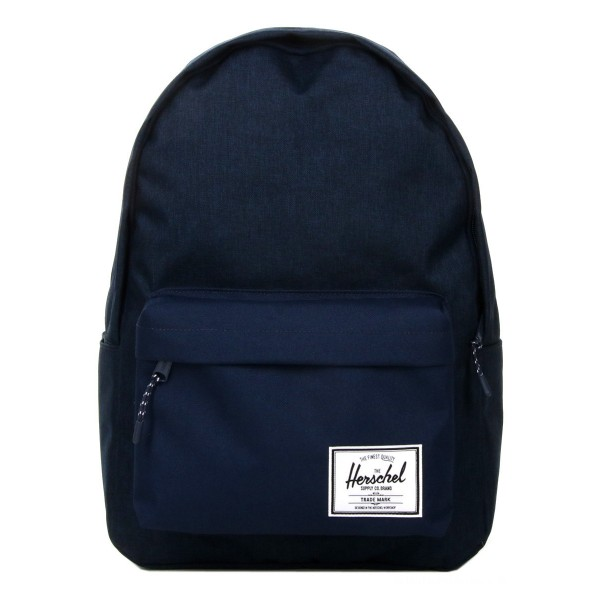Herschel Sac à dos Classic XL medievel blue crosshatch/medievel blue vente