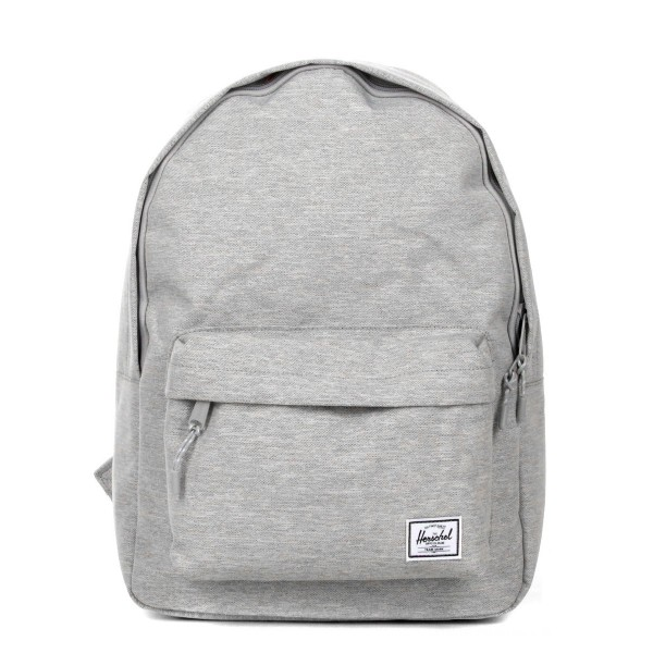 Vacances Noel 2019 | Herschel Sac à dos Classic light grey crosshatch vente