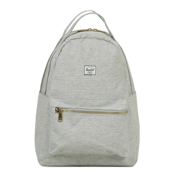 Black Friday 2020 | Herschel Sac à dos Nova Mid-Volume light grey crosshatch vente