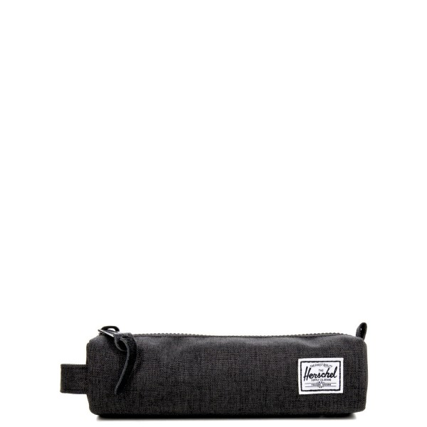 Herschel Trousse Settlement Case X-Small black crosshatch vente