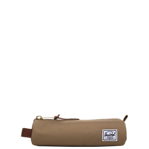 Herschel Trousse Settlement Case X-Small kelp/saddle brown vente