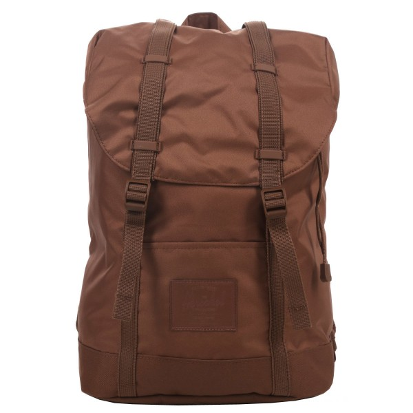 Vacances Noel 2019 | Herschel Sac à dos Retreat Light saddle brown vente