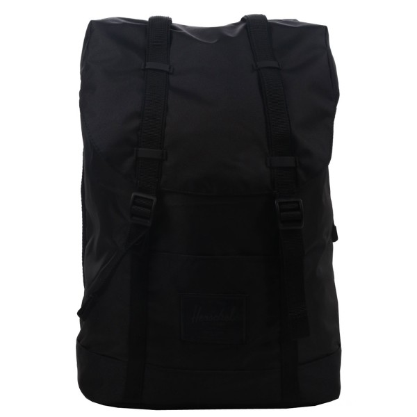 Vacances Noel 2019 | Herschel Sac à dos Retreat Light black vente