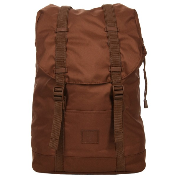 Vacances Noel 2019 | Herschel Sac à dos Retreat Mid-Volume Light saddle brown vente