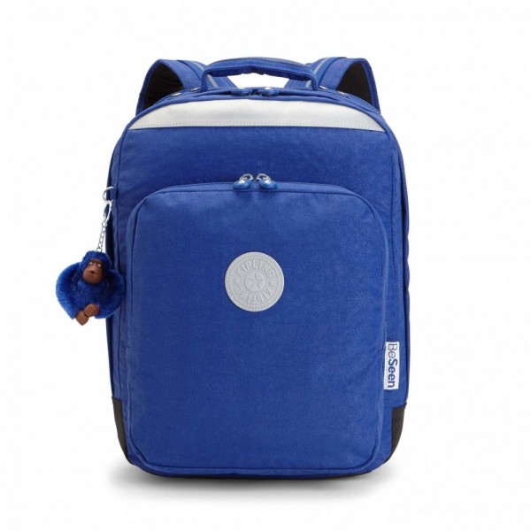 [Black Friday 2019] Kipling Grand Sac à Dos Avec Protection Pour Ordinateur Portable Cobalt Flash pas cher