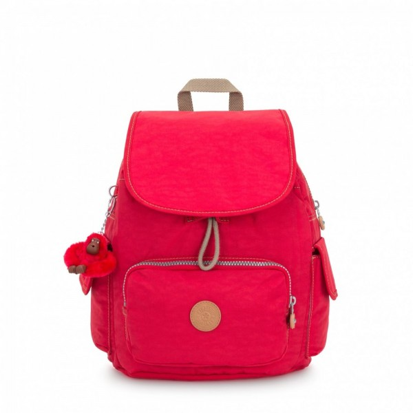Black Friday 2020 | Kipling Petit Sac à Dos True Red C pas cher