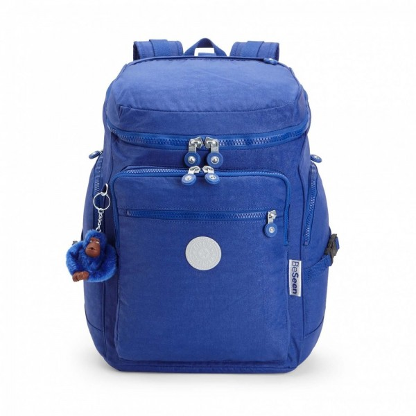 Kipling Grand Sac à Dos Cobalt Flash pas cher