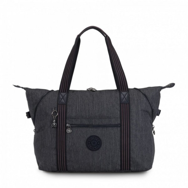 Black Friday 2020 | Kipling Medium tote Active Denim pas cher