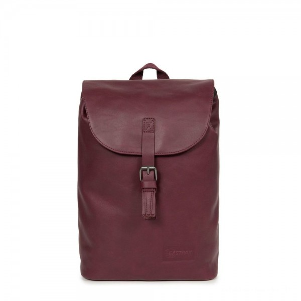 [Black Friday 2019] Eastpak Casyl Wine Leather livraison gratuite
