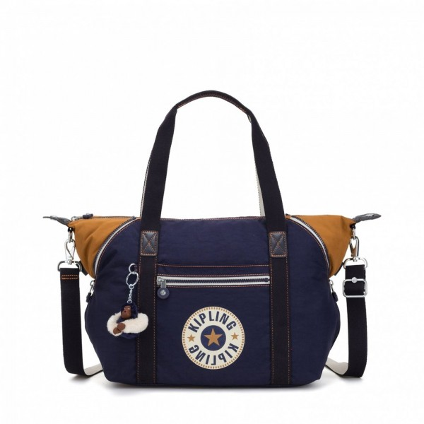 Black Friday 2020 | Kipling Sac à Main Active Blue Bl pas cher