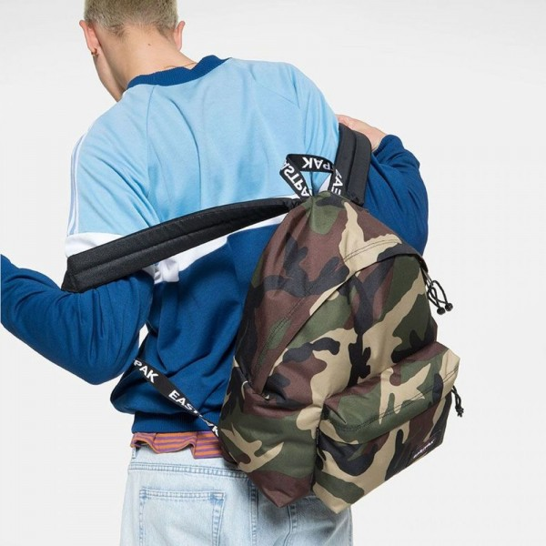 [Black Friday 2019] Eastpak Padded Pak'r® Camo Webbed livraison gratuite